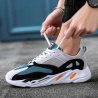 Vintage dad Men shoes 2018 kanye fashion west mesh light breathable men casual shoes men sneakers zapatos hombre#700-in Men