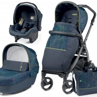 Коляска 3 в 1 Peg Perego Book 51 Newlife Elite Modular - Коляски 3 в 1