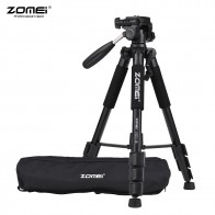 US $32.99 20% OFF|ZOMEI Q111 Professional Portable Travel Aluminum Camera Tripod&Pan Head for SLR DSLR Digital Camera-in Live Tripods from Consumer Electronics on Aliexpress.com | Alibaba Group