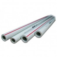 Купить Труба ппр стекловолокно PILSA (Pn20) d40 в Ульяновске - Полипропиленовые трубы