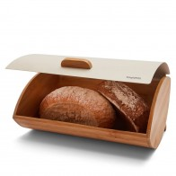 Хорошо на хлеб контейнер бамбук KonigHOFFER купить с доставкой из Польши с Allegro на FastBox 7917880892