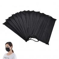 Одноразовые маски для лица 10/50/100шт в упаковке – купить по низким ценам в интернет-магазине Joom - Маски и перчатки на Joom
