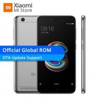 8241.49 руб. |Оригинальный Xiaomi Redmi 5A 5 A 3 ГБ оперативная память 32 Встроенная мобильный телефон Snapdragon 425 4 ядра 5,0