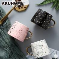 628.54руб. 39% СКИДКА|Керамическая кофейная кружка, чашка для молока, посуда для напитков, звездное небо, узор, чашка, простые и креативные кружки Akuhome-in Кружки from Дом и животные on AliExpress - 11.11_Double 11_Singles