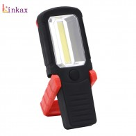 145.83 руб. 43% СКИДКА|COB светодиодный светильник для контроля работы, ручной фонарик, магнитная Женская, с бусинами с крюком, магнит на 3 батареях AAA-in Фонарики и осветительные приборы from Лампы и освещение on Aliexpress.com | Alibaba Group