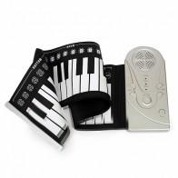 ГлавнаяДетские товарыЭлектронные игрушкиГибкое пианино синтезаторГибкое пианино синтезатор