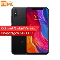 32542.13 руб. |Глобальная версия Xiaomi mi 8 6 ГБ 128 mi UI 10 смартфон 20MP фронтальная камера Snapdragon 845 Octa Core 6,21