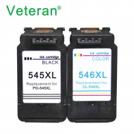 US $12.32 15% OFF|Veteran refilled PG545 CL546 Ink Cartridge for Canon PG 545 CL 546 545XL for Canon Pixma IP2850 MX495 MG2450 MG2550 MG2950 NS28-in Ink Cartridges from Computer & Office on AliExpress - 11.11_Double 11_Singles