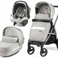Коляска 3 в 1 Peg-Perego Book S Elite Modular - Коляски 3 в 1