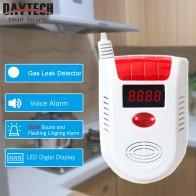 1125.85 руб. 43% СКИДКА|DAYTECH LPG уволен детектор газа светодио дный светодиодный дисплей спг газа детектор утечек для дома безопасности купить на AliExpress