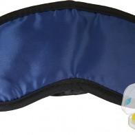 """Комплект Travel Blue """"Comfort Set"""": маска для сна, беруши, цвет: синий — купить в интернет-магазине OZON с быстрой доставкой"""