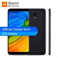 9006.14 руб. |Глобальный Встроенная память Xiaomi Redmi 5 плюс 32 GB 3 GB RM мобильный телефон Snapdragon 625 Octa Core 5,99