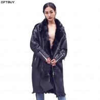 40018.99 руб. 40% СКИДКА|OFTBUY 2019 пальто из натурального меха зимняя куртка женская длинная натуральная кожа теплая Толстая овечья меховая подкладка Двусторонняя меховая парка оверсайз-in Натуральный мех from Женская одежда on Aliexpress.com | Alibaba Group