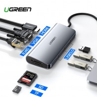 US $22.71 29% OFF|Ugreen Thunderbolt 3 Dock USB Type C to HDMI HUB Adapter for MacBook Samsung Dex Galaxy S10/S9 USB C Converter Thunderbolt HDMI-in Type-C Adapter from Consumer Electronics on Aliexpress.com | Alibaba Group