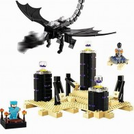 10178 Minecraft Ender Dragon Ultimate Battle Set 634pcs Create Legoing Minecraft World Building Blocks Toys for Children-in Blocks from Toys & Hobbies on Aliexpress.com | Alibaba Group