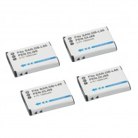 US $12.06 29% OFF|4Pcs D LI88 D LI88 DB L80 Rechargeable Batteries DB L80 For Sanyo VPC CG10 VPC CG20 For PENTAX VPC CG88 CG100 Camera Battery-in Digital Batteries from Consumer Electronics on Aliexpress.com | Alibaba Group