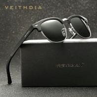 980.21 руб. 59% СКИДКА|VEITHDIA Al Mg сплав поляризационные винтажные мужские солнечные очки в ретро стиле брендовый дизайн, квадратные женские солнцезащитные очки gafas oculos de sol 6690-in Мужские солнцезащитные очки from Одежда аксессуары on Aliexpress.com | Alibaba Group