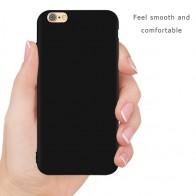 32.04 руб. 38% СКИДКА|Роскошь ТПУ матовый чехол для iPhone 7 8X6 6 S плюс 6 5 s 5S SE 10 десять антидетонационных Мягкая силиконовая задняя крышка Smart сумки Conque купить на AliExpress
