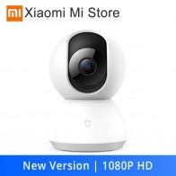 2685.46 руб. 14% СКИДКА|Английская версия Xiaomi Mijia смарт камера обновленная 1080P HD WiFi панорамированная наклонная камера Ночная веб камера 360 Угол Беспроводная беззвучная видеокамера-in Видеокамера 360° from Бытовая электроника on Aliexpress.com | Alibaba Group