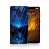 US $4.12 23% OFF|For Xiaomi Pocophone F1 Tempered Glass Cases Mirror Colorful Cover For Pocophone F1 TPU Cartoon Pattern Case For Poco F1 Cover-in Fitted Cases from Cellphones & Telecommunications on Aliexpress.com | Alibaba Group