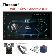 4844.13 руб. 40% СКИДКА|2 Din автомобильный радиоприемник Android 8,0 универсальная gps навигация Bluetooth Сенсорный экран Wifi автомобильный аудио стерео FM USB автомобильный мультимедийный MP5-in Мультимедийные плееры для автомобиля from Автомобили и мотоциклы on Aliexpress.com | Alibaba Group