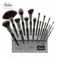 € 13.83 19% de DESCUENTO|Sylyne maquillaje profesional pincel 15 piezas de alta calidad juego de cepillo de maquillaje suave clásico herramientas.-in rizador de pestañas from Belleza y salud on Aliexpress.com | Alibaba Group