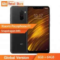 17595.66 руб. |В наличии глобальная версия Xiaomi PocoPhone F1 6 GB 64 GB Snapdragon 845 6,18