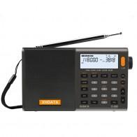 5155.92 руб. 43% СКИДКА|XHDATA D 808 Портативный цифровой радиоприемник FM стерео/SW/MW/LW SSB воздуха RDS мульти радиодиапазоне Динамик С ЖК дисплей Дисплей будильник купить на AliExpress
