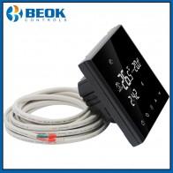 1818.57 руб. 19% СКИДКА|Beok TGT70 серия терморегулятор цифровой нагревательный термостат для электрического, водяного пола нагревательная система термо регулятор купить на AliExpress