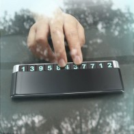 472.12 руб. 30% СКИДКА|Авто временная остановка знак светящийся магнитный номер телефона удобно использовать парковка знак панель с карточками-in Номерной знак from Автомобили и мотоциклы on Aliexpress.com | Alibaba Group