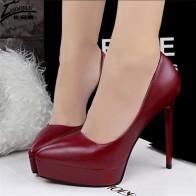 1317.62 руб. 30% СКИДКА|Обувь на платформе и высоком каблуке; пикантная Свадебная обувь для вечеринок; женские туфли лодочки; женская обувь на высоком каблуке; Chaussure Femme Talon-in Женские туфли from Туфли on Aliexpress.com | Alibaba Group