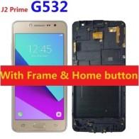 Для samsung Galaxy Grand J2 Prime SM-G532H G532H/DS G532F/DS G532F ЖК-дисплей сенсорный дигитайзер сенсорная рамка домашняя кнопка