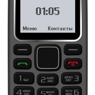 Мобильный телефон DIGMA A105 2G Linx,  серый, отзывы владельцев в интернет-магазине СИТИЛИНК (1059028) - Москва