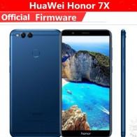8045.9 руб. |Международная прошивка HuaWei Honor 7X4G LTE мобильный телефон Kirin 659 Android 7,0 5,93