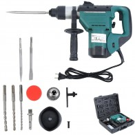 US $59.99 |1800W Electric Hammer Drill SDS Plus Impact with Drill Chisel Accessories Repair Power Tool Top-in Electric Hammers from Tools on Aliexpress.com | Alibaba Group