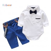 US $15.68 21% OFF|Boy Baby Clothes Set Autumn kid