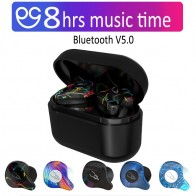 US $49.73 35% OFF|TWS V5.0 Bluetooth Earphone True Wireless 3D Sport Headphones Waterproof Stereo Earbuds With Microphone Headset for PHONE XIAOMI-in Bluetooth Earphones & Headphones from Consumer Electronics on Aliexpress.com | Alibaba Group