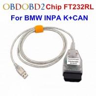 817.68 руб. |Для BMW INPA K + может K может INPA с FT232RL чип INPA K DCAN диагностический USB Интерфейс для BMW K протоколы линии USB сканер-in Кабели и коннекторы для диагностики авто from Автомобили и мотоциклы on Aliexpress.com | Alibaba Group