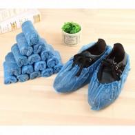 136.02 руб. 8% СКИДКА|100 шт одноразовые бахилы пластиковые синие медицинские водонепроницаемые бахилы защитные дождевые Чехлы для обуви Грязезащитные-in Бахилы from Туфли on Aliexpress.com | Alibaba Group
