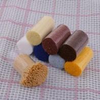 Набор крючков с защелкой для ковров, подушка для вышивки крючком, зимние подарки ручной работы - Чем заняться осенью?
