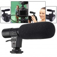 US $11.5 27% OFF|HOT 3.5mm Universal Microphone External Stereo Mic for Canon Nikon DSLR Camera DV Camcorder Drop shipping-in Microphones from Consumer Electronics on Aliexpress.com | Alibaba Group