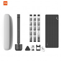 Original XIAOMI Mijia Wowstick 1F+ 64 In 1 Electric Screw Mi driver Cordless Lithium ion Charge LED Power Screw mijia driver kit-in Smart Remote Control from Consumer Electronics on AliExpress
