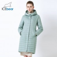3145.29 руб. 63% СКИДКА|ICEbear 2019 новая женская куртка Высококачественная женская куртка с капюшоном Ветрозащитная теплая одежда из хлопка Однобортная женская куртка средней длины GWC19067I-in Парки from Женская одежда on Aliexpress.com | Alibaba Group