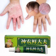 US $1.34 5% OFF|15g Natural Chinese Medicine Herbal Anti Bacteria Cream Psoriasis Eczema Ointment Treatment High Quality Herbal Cream-in Patches from Beauty & Health on Aliexpress.com | Alibaba Group