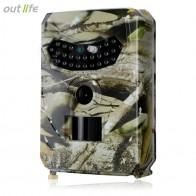 2802.33 руб. |Outlife PR 100 охотничья камера IP56 Водонепроницаемая 26 шт. ИК светодиоды цифровой пульт инфракрасного ночного видения охотничья экспериментальная камера-in Камеры для охоты from Спорт и развлечения on Aliexpress.com | Alibaba Group