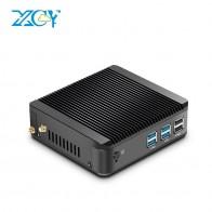 7623.58 руб. 20% СКИДКА|XCY мини ПК Windows 10 Intel Core i3 4010Y i5 4200Y i7 4610Y Dual Core Безвентиляторный Миниатюрный Настольный ПК HDMI VGA WiFi неттоп HTPC купить на AliExpress