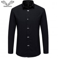 787.61 руб. 49% СКИДКА|VISADA JAUNA Для мужчин рубашки 2018 осень новое поступление британский стиль Повседневное с длинным рукавом однотонные мужские Бизнес обтягивающая рубашка 4XL N511-in Повседневные рубашки from Мужская одежда on Aliexpress.com | Alibaba Group
