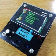 346.47 руб. 12% СКИДКА|Русский M328 Транзистор тестер DIY LCR Диодная емкость ESR измеритель напряжения PWM квадратная волна генератор сигналов частоты-in Мультиметры from Орудия on Aliexpress.com | Alibaba Group