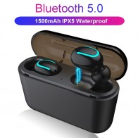 € 10.36 41% de DESCUENTO|Auriculares Bluetooth TWS auriculares inalámbricos IPX5 auriculares Bluetooth inalámbricos impermeables con micrófono auriculares deportivos estéreo para teléfono-in Auriculares y cascos from Productos electrónicos on Aliexpress.com | Alibaba Group