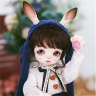 3899.89 руб. 29% СКИДКА|1/6 Aimerai Gina BJD SD кукла кроличьи ушки модель тела для маленьких мальчиков и девочек высокое качество игрушки магазин смолы фигурки подарки-in Куклы from Игрушки и хобби on Aliexpress.com | Alibaba Group